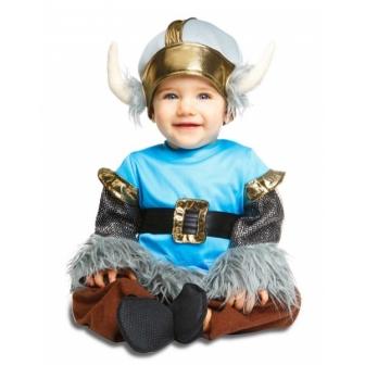 Disfraz Vikingo bebe