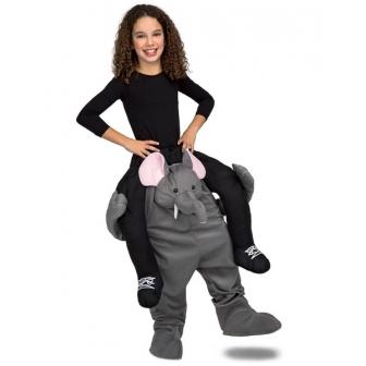 Disfraz Ride on Elefante infantil
