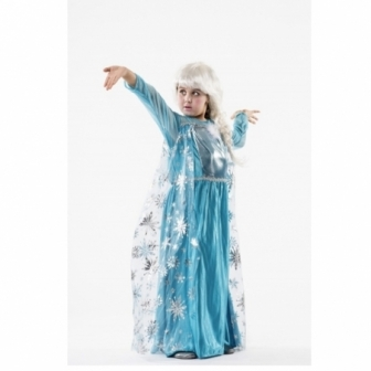 Disfraz Princesa Del Hielo para niña
