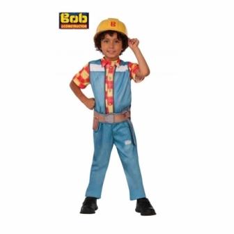 Disfraz Bob el Constructor classic niño