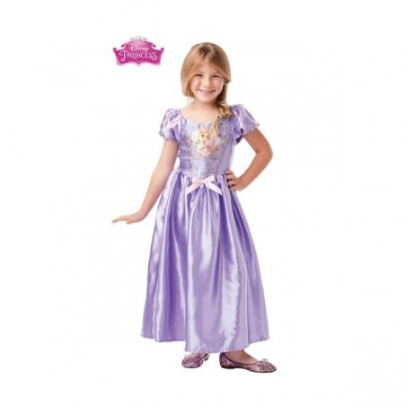 Disfraz Rapunzel Sequin classic niña