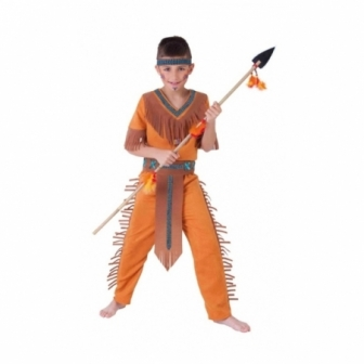 Disfraz Indio Sioux para niño
