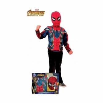 Disfraz Iron Spider IW pecho infantil
