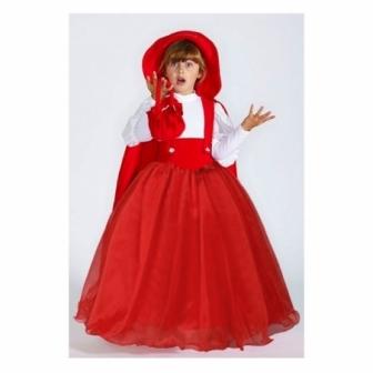 Disfraz Caperucita  para niña deluxe