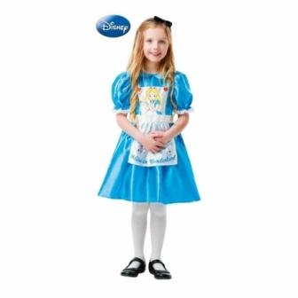 Disfraz Alicia en el pais maravilla niña