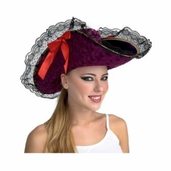 Sombrero  Capitana Pirata