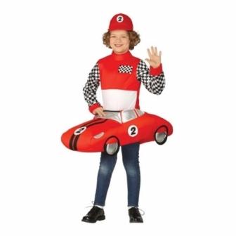 Disfraz Coche Formula 1 infantil