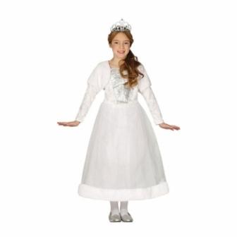 Disfraz de Princesa blanca para niña