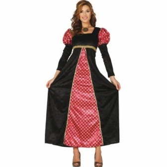 Disfraz Dama medieval para mujer