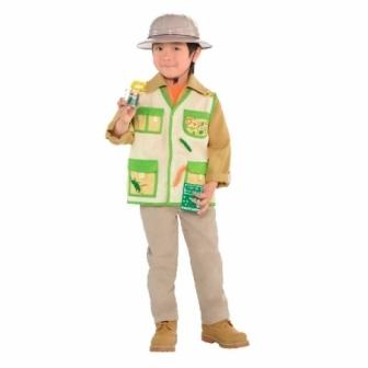 Disfraz Kit de explorador 4/6 años