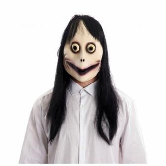 Máscara Momo látex
