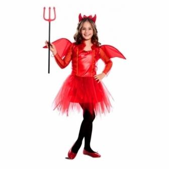 Disfraz de Diablilla infantil