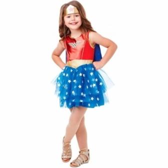 Disfraz Wonder Woman classic infantil