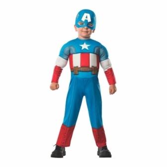 Disfraz Capitán America para bebes