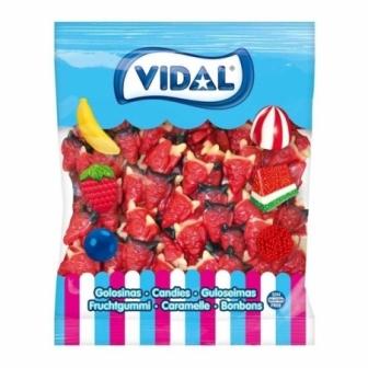 Bolsa Diablillos chuches 250 uds.  Vidal