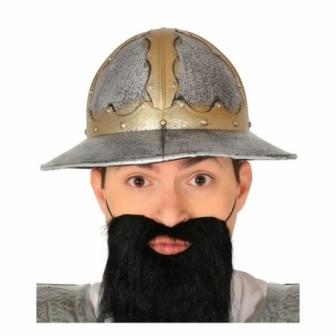 Casco soldado medieval adulto