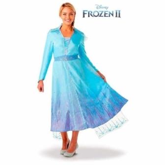 Disfraz Elsa Travel Frozen 2 para mujer
