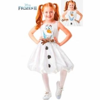 Disfraz Olaf Frozen 2 Deluxe infantil