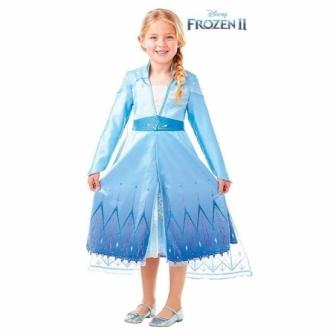 Disfraz Elsa Travel Frozen 2 Premium INF