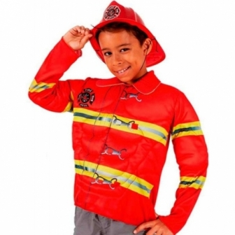 Disfraz Super Bombero infantil