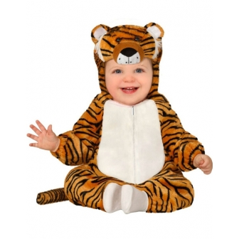Disfraz de Tigre para bebes