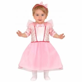 Disfraz de Princesita rosa para bebés