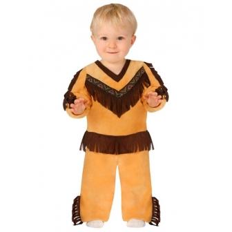 Disfraz de Indio para bebés