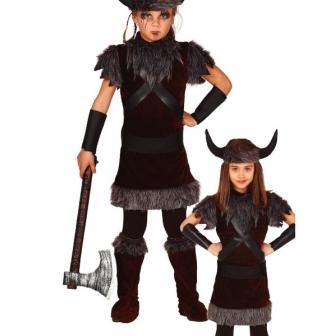 Disfraz de Vikingo unisex  infantil