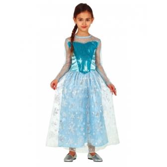 Disfraz Princesa Nieves infantil