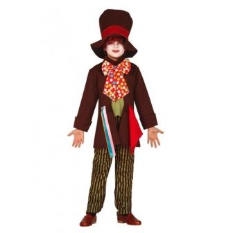 Disfraz Sombrerero loco infantil