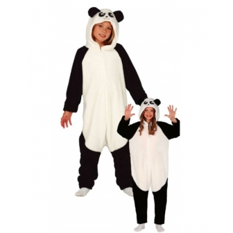 Disfraz Panda pijama infantil