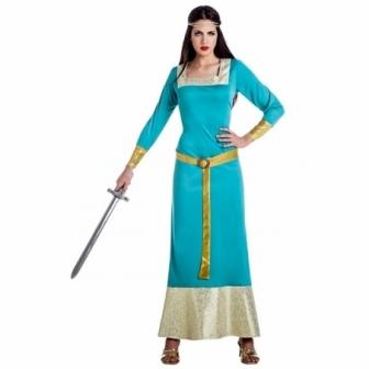 Disfraz Princesa medieval mujer