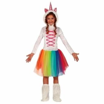 Disfraz de Unicornio tutu para niña