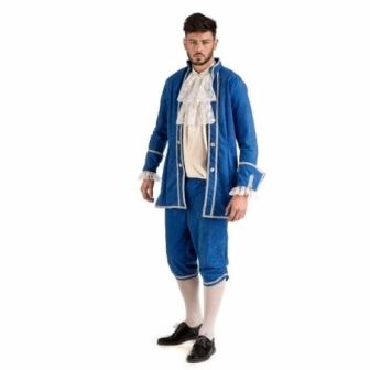 Disfraz Caballero época Gulliver