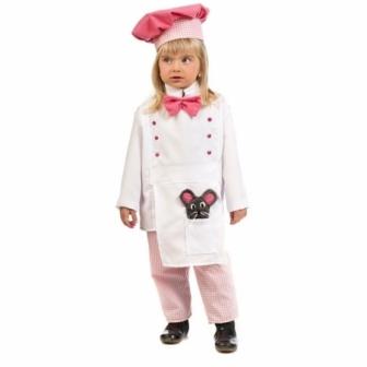 Disfraz de cocinera Chef para bebés