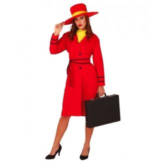 Disfraz Investigadora para mujer