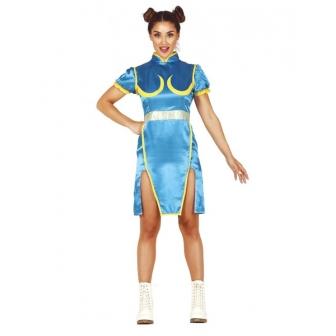 Disfraz de Luchadora para mujer