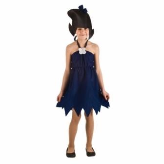 Disfraz Troglodita azul infantil