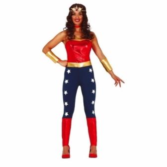 Disfraz Superheroína para mujer
