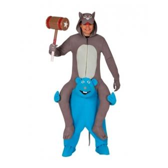 Disfraz Gato y Ratón Let me go adulto