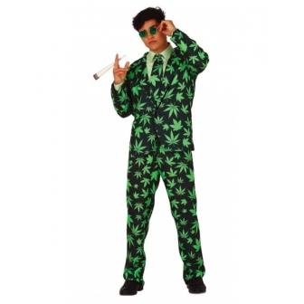 Disfraz Traje de Marihuana para hombre
