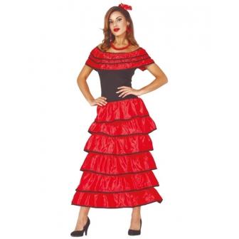 Disfraz Flamenca para mujer