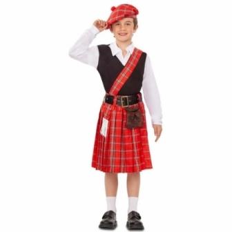 Disfraz de Escocés infantil