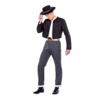 Disfraz de Flamenco andaluz adulto
