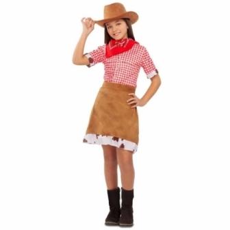 Disfraz Cowgirl para niña
