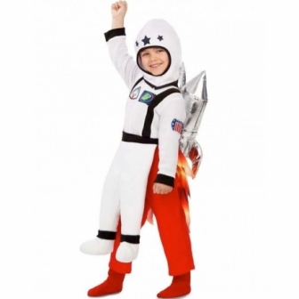 Disfraz de Astronauta cohete infantil