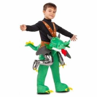 Disfraz Ride-on Dragón infantil y bebes