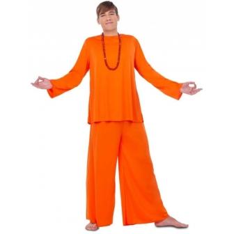Disfraz Discípulo Budista para hombre