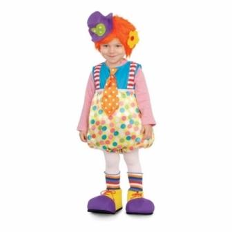 Disfraz Payasito colores para bebés