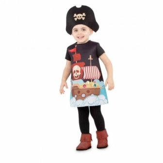 Disfraz Pirata de los mares infantil